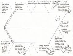 how to make a square flexagon how to make squares and book binding