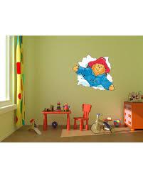 paddington nursery spectacular deal on paddington decal bedroom wall murals