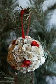 Christmas Decorations You Can Make At Home - 25 easy paper christmas ornaments you can make at home craft