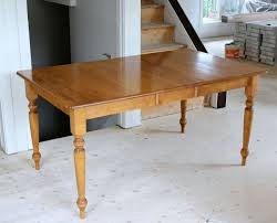 salvaged wood farmhouse table satori design for living