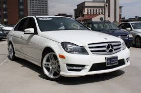 mercedes c300 amg wheels sell used certified c300 sport amg wheels ipod navigation white on