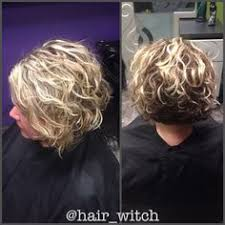 stacked perm short hair image result for stacked spiral perm on short hair hairstyles to