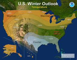 Alaska Temperature Map by Noaa U S Winter Outlook Temperature Map