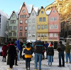tips for taking a cologne walking tour at