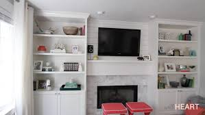 large size of built in tv wall units with fireplace fireplace with built ins on one