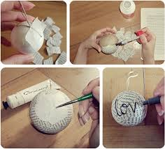 voyages of the creative variety diy ornaments