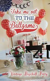 birthday boy ideas kara s party ideas 79th birthday boy vintage baseball party planning