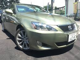 lexus sedan 2007 2007 lexus is 250 youtube