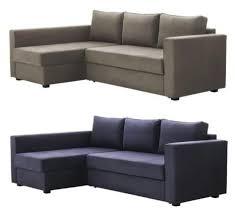 Sofa Sleeper With Storage Manstad Sectional Sofa Bed Storage From Ikea Bed Storage Sofa