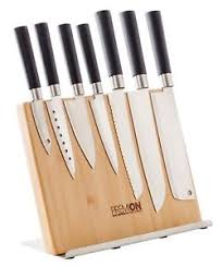 magnetic for kitchen knives magnetic knife block ebay