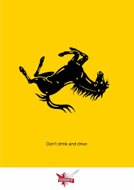 ferrari horse logo smirnoff drink driving ads of the world