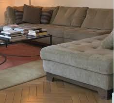 canapé d angle en velours vente aux enchères roche bobois canapé d angle en velours marron pi