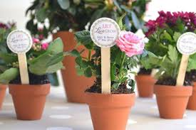 eco friendly wedding favors growing favors eco beautiful weddings the e magazine