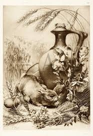 botanical art nouveau anton seder a group of this kind of art