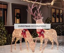 Outdoor Christmas Decor Joy by Lowes Outdoor Christmas Decorations Christmas Decor