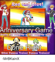 Pokemon Trainer Red Meme - 25 best memes about pokemon trainer red pokemon trainer red