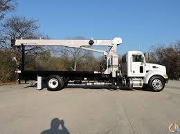 sold national crane nbt14 radio remotes peterbilt 337 crane for