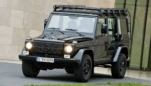 mercedes g class history the mercedes g class is an roading icon here s why