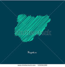 scribbled map djibouti sketch country map stock vector 535090855