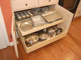 shop cabinet organizers at lowes com mesmerizing pull out drawers