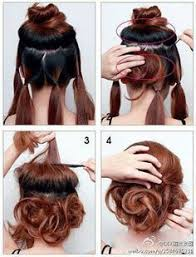 step bu step coil hairstyles collections of curly hairstyles step by step cute hairstyles