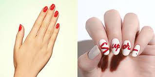 cool red nail designs choice image nail art designs
