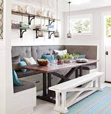 kitchen bench seating ideas built in kitchen bench seating dining room tropical with banquette