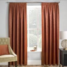 Burnt Orange Curtains Sale Orange Curtains Wayfair Co Uk