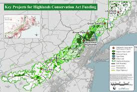Rutgers Map Henri Highlands Environmental Research Institute