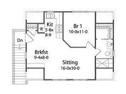 barn apartments plans craftsman style house plan 1 beds 1 baths 533 sq ft plan 22 542