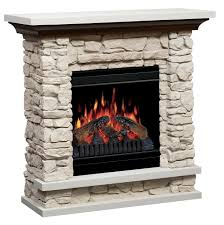 Stone Electric Fireplace Mantel Home Design Ideas