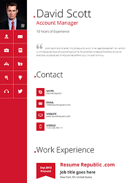 Free Resume Templates Online Resume Republic Awesome Online Resume Templates Online Resume