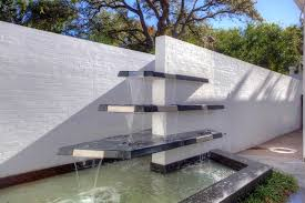 modern water feature brilliant modern water fountain modern water features tiered glass