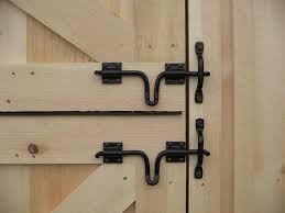 Barn Door Gate by Barn Door Barn Door Latches Intended For Lovely Barn Door Drop