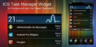 app manager for android ics task manager widget review android widget reviews at