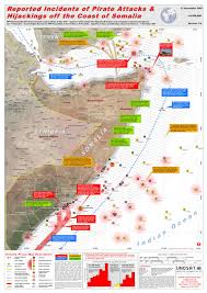Somalia On World Map Mapping East Africa U0027s Somali Pirate Activities Whiteafrican