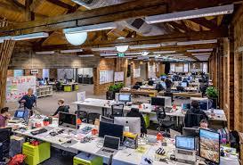 bureau start up les bureaux très chaleureux de la start