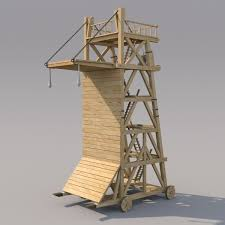 siege machines siege tower novels siege devices tower weapons