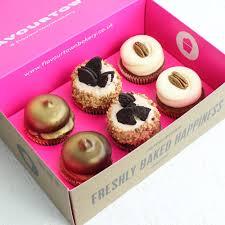 box cuisine patisserie nut cupcake box cupcakes