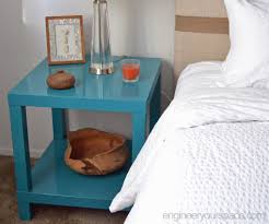 diy nightstand ikea lack table hack 5 steps with pictures