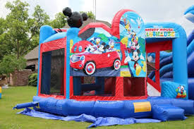 mickey mouse clubhouse bounce house mickey clubhouse jumper welcome to jumpers