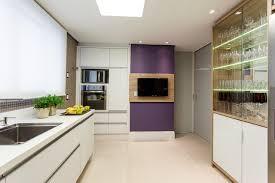 Common Cozinha Planejada Com Cristaleira Moderna. Fabulous With Cozinha  &WQ65