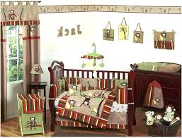 Boy Monkey Crib Bedding Baby Monkey Crib Bedding Sets Onkey Labs Baby Boy Monkey Crib