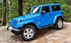 blue jeep new car review 2012 jeep wrangler