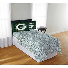 Green Bay Packers Bedding Set 4pc Nfl Green Bay Packers Crib Bedding Set Football Baby Quilt