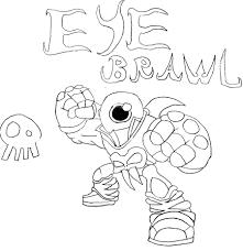 eye brawl by drakius3000 on deviantart