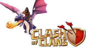clash of clans wallpaper hd clash of clans mr t riding dragon 1920x1080 full hd 16 9