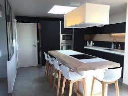 cuisine blanche avec ilot central cuisine blanche avec ilot best cuisine client cuisine blanche avec