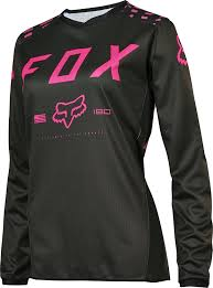 womens motocross gear amazon com 2017 fox racing mx motocross 180 women u0027s jersey grey