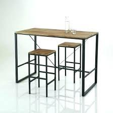 table haute de cuisine avec tabouret table haute pour cuisine table haute bar bar cuisine design chaises